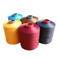 Polyester Textured Dyed Yarns