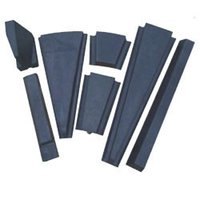 Durable Side Triangle Rubber Lining