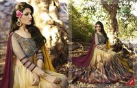 Exclusive Hand Printed Sarees