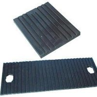 Rubber Railway Pads