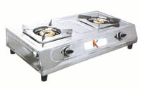 Stainless Steel Diamond Lpg Gas Stove