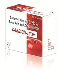 Carbion 12 Capsules
