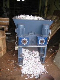 Waste Metal Shredder