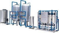 Packaging Drinking Water Treatment Plant