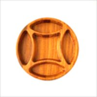 Wooden Partition Plates