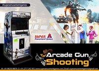 Arcade Gun Shooting Game