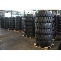 Forklift Solid Tyre