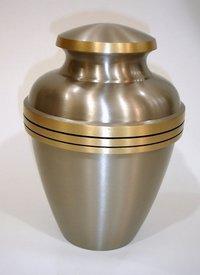 Adult Brass Cremation Urn