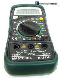 Mastech Multimeter