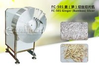 FC-501 Ginger Slicing And Shred Cutting Machine