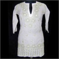 Designer Cotton Ladies Kurta