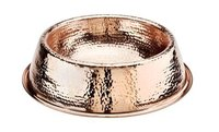 Copper Pet Feeding Bowls