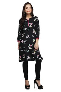 Ethnic Rayon Ladies Kurta