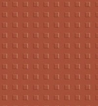 Square Terracotta Parking Tiles