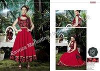 Exclusive Designer Anarkali Salwar Suit