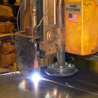 Industrial Sheet Metal Fabrication Works