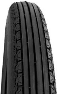 TVS 2.75-18 4PR SC36 RIB Motorcycle Front Tube Type Tyre