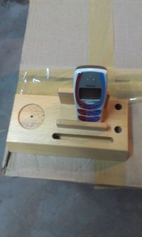 Mobile Stand With Pen Watch