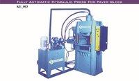 Fully Automatic Hydraulic Paver Block Making Press Machine