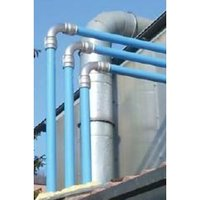 Compressed Air Distribution Piping