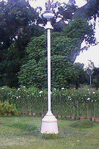 Garden Light with Speaker