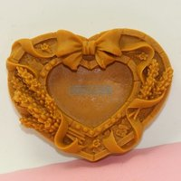 Bowknot Heart Shape Silicone Molds