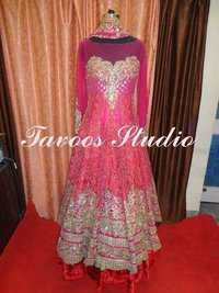 Latest Designer Frock Suits