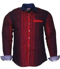 Full Sleeves Cotton Stripe Shirts