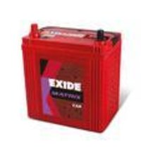 Exide Matrix Sealed Maintenance Free Batteries