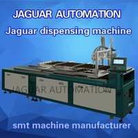 Glue Automatic Dispensing Machine For T8 LED Tube