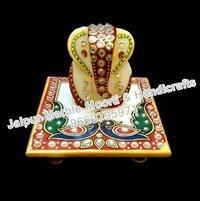 Designer Marble Ganesha