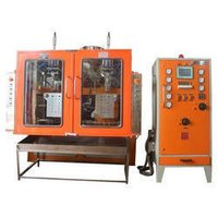 Double Station Blow Molding Machinery