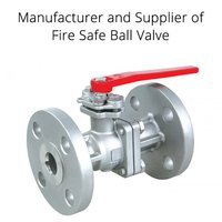 Safety Ball Valve