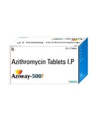Aziway 500 Tablets