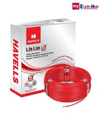 PVC Insulated Cable RED