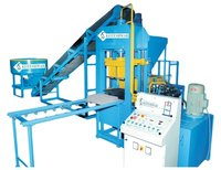 Fly Ash Cement Bricks Making Machine