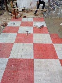 Heavy Duty Parking Tile