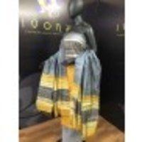 Ladies Wear Pure Silk Suit Set