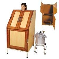 Steam Cabinet (With Steam Generator)