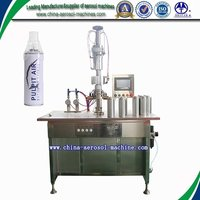 Oxygen Can Filling Machine