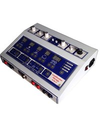 Digital Physiotherapy Electro Therapy Machine (IFT+MS+TENS+US)