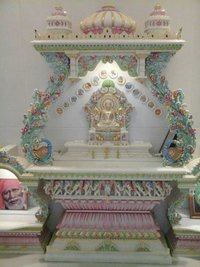 Carved Marble Home Temples