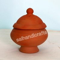 Plain Clay Pot
