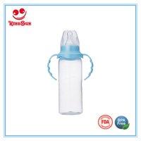 Infant Plastic Feeding Bottles