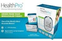 HealthPro Blood Glucose Monitor