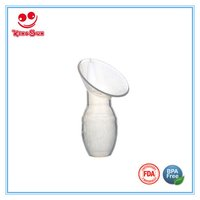 Silicone Manual Breast Milk Pumps