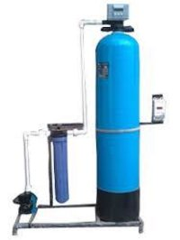 Compact Water Softener Plant