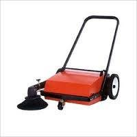 Automatic Walk Behind Sweeping Machine