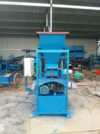 Hydraulic Press Brick Machine
