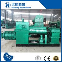 Automatic Solid And Hollow Clay Bricks Making And Burning Machine